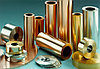 Труба бронзовая от 2 до 500мм БрОЦСН БрОЦС 5-5-5 БрАЖ БрАЖН БрАЖМц10-3-1.5