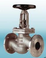 Вентиль ДУ 15 - 1200мм проходной запорный сальниковый игольчатый мембранный