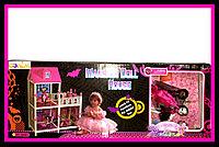 Кукольный дом Mansion Doll House средний