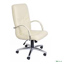 Кресло для руководителя Manager steel chrome ru SP-A
