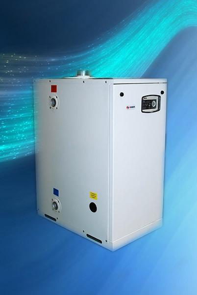 Газовый котел двухконтурный малой мощности Cronos bb-150ga, 15 кВт (с горелкой)
