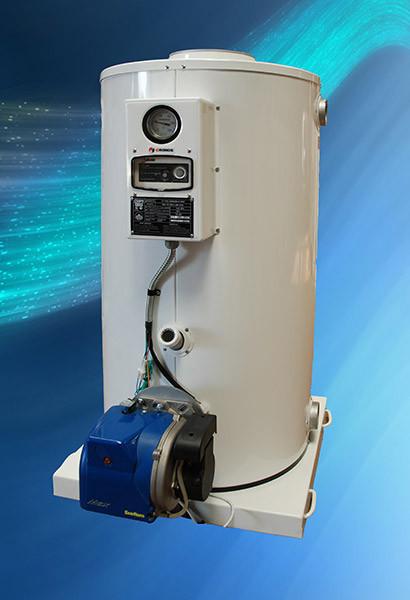 Газовый котел одноконтурный средней мощности Cronos bb-535rg, 58 кВт (без горелки)