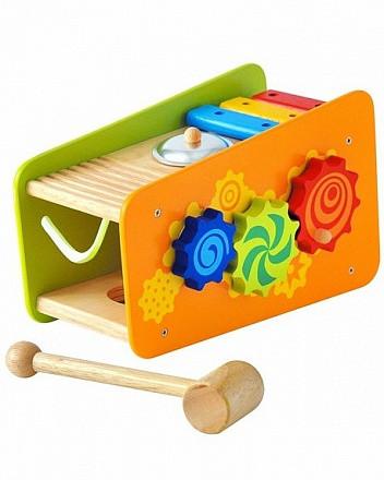 Развивающая игрушка-стучалка I'm Toy