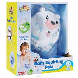 """Happy Kid Игрушка для ванной """"Полярный мишка"""" (4308)"""