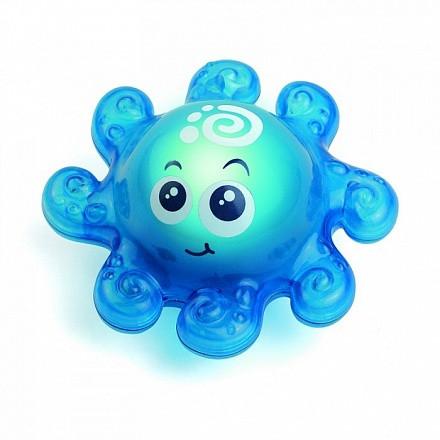 Игрушка детская для ванной – Осьминожек, со световым эффектом