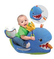 Мягкая игрушка «Большой музыкальный кит»