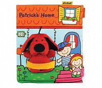 Развивающая книжка - В гостях у Патрика