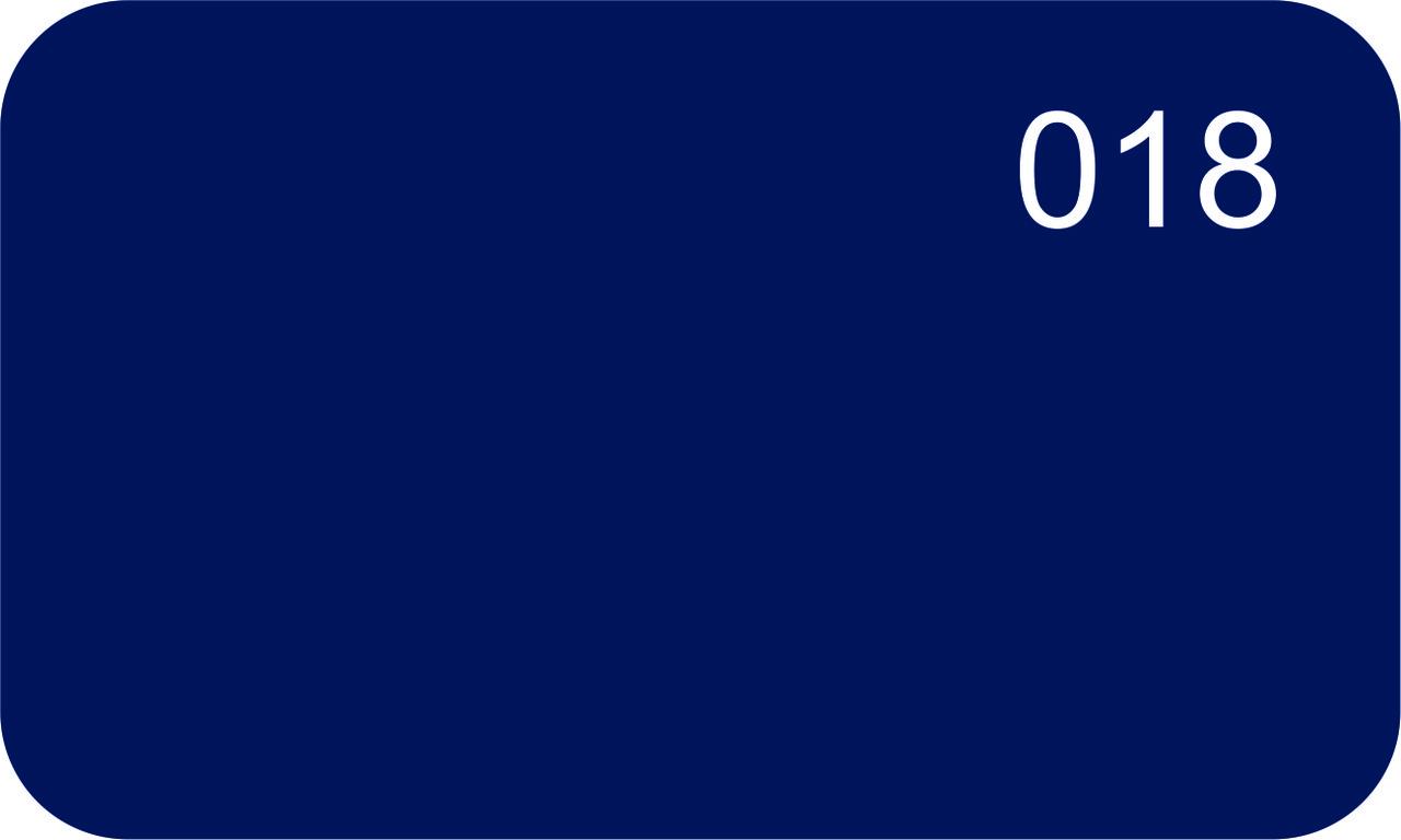 Алюкобонд 3мм 18 мк темно-синий (1,22м х 2,44м)