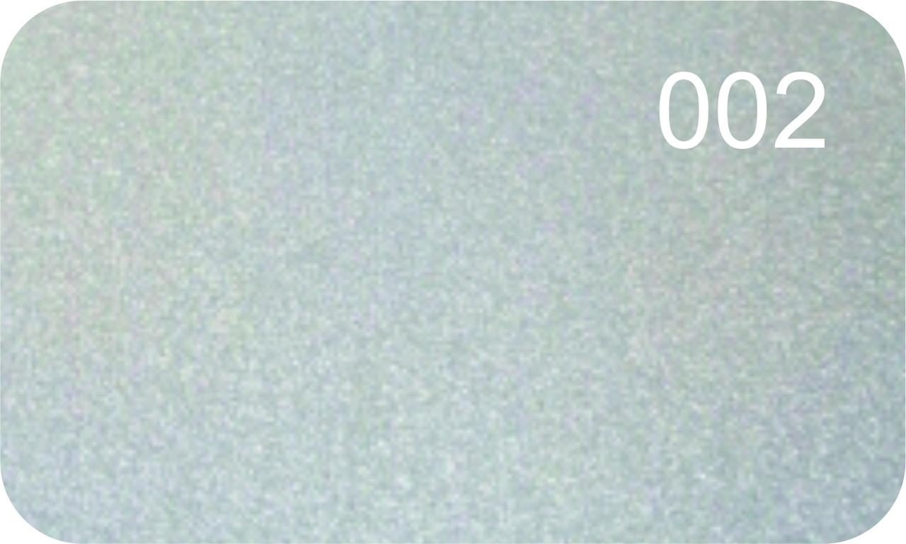 Алюкобонд 4мм 30 мк серебро бриллиант (1,22м х 2,44м)