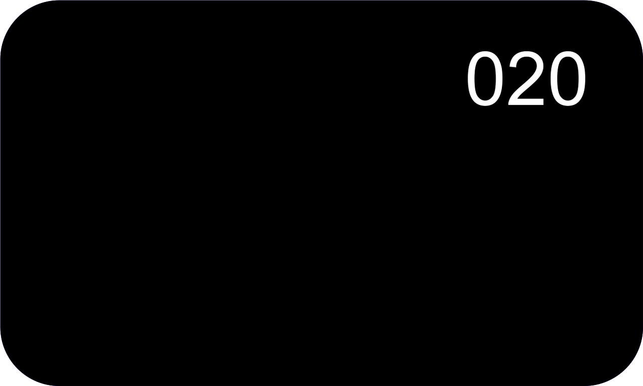 Алюкобонд 3мм 18 мк черный (1,22м х 2,44м)