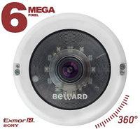 Панорамная IP камера Beward BD3670FL