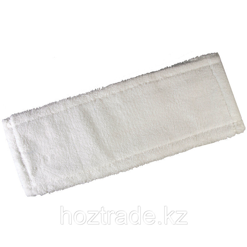 Тряпка насадка МОП для швабры из микрофибры 40 см