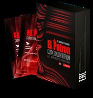 El Patron (Эль Патрон) салфетки для потенции, фото 1