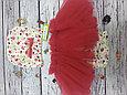 Многоразовые подгузники для бассейна пачка яблочко до 7 кг, фото 3