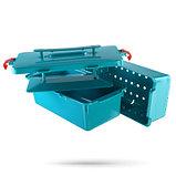 Бак для сбора, хранения и перевозки медицинских отходов  7,5 л., фото 2