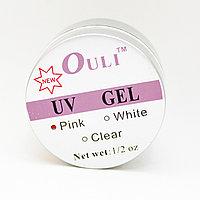 Гель для наращивания ногтей UV GEL, фото 1