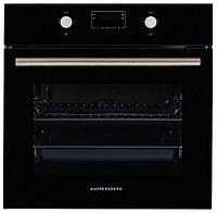 Духовой шкаф  Kuppersberg черный/ ручка нержавеющая сталь