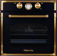 Духовой шкаф Kuppersberg RC 699 ANТ Bronze антрацит/фурнитура бронза