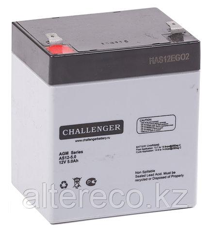 Аккумулятор Challenger AS12-4,5A (12В, 4,5Ач), фото 2