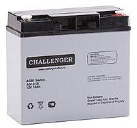 Аккумулятор Challenger AS12-18 (12В, 18Ач)