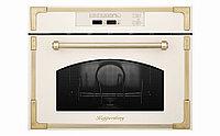 Микроволновая печь Kuppersberg RMW 969 C бежевый/ фурнитура цвета бронзы