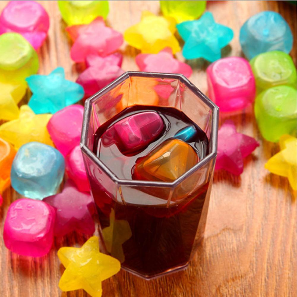 Многоразовый лед( фрукты)