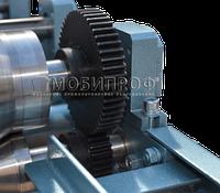 Шестеренки Комплект для работы со сталью толщиной 0,7 мм.