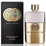 Туалетная вода Gucci Guilty Pour Homme Diamond, фото 2