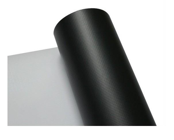 Баннер глянцевый Black back (черная подложка) 340гр. (3,2м х 50м)