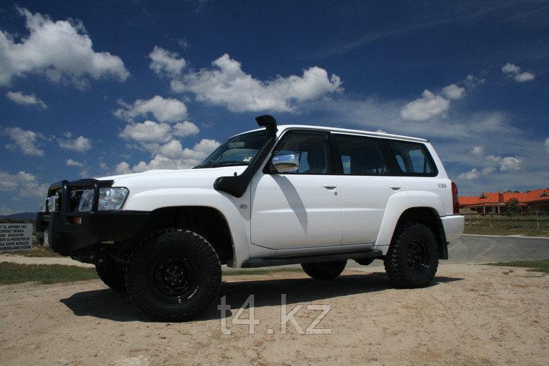 Nissan Patrol Y61 2004- шноркель- T4