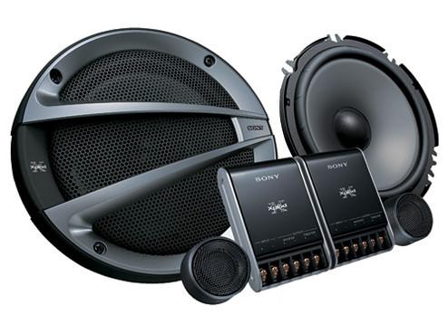 Динамики Sony XS-GTX1621S