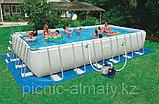 Прямоугольный каркасный бассейн Intex 28352, фото 2