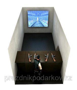 """Интерактивный Лазерный ТИР """"Профессионал"""" (мишени отображаются при помощи проектора)"""