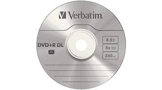 DVD 8.5GB (двухслойные)