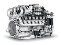 Дизельные двигатели MTU (Герма...