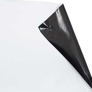 Светоблокирующая пленка Black out для сольвентной печати  глянцевый 140 гр. (1,27м х 50м)
