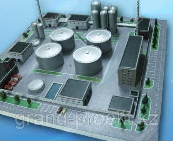 Инженерный макет