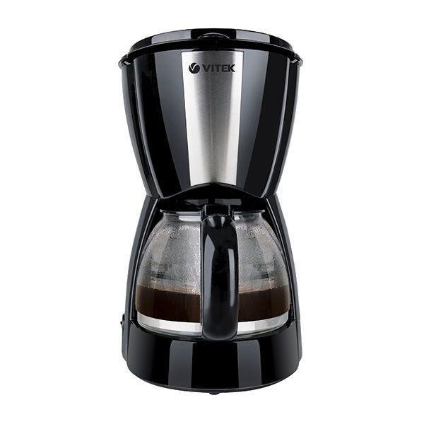 Кофеварка Vitek VT-1503 BK