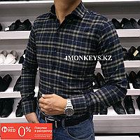 Мужская байковая рубашка, фото 1