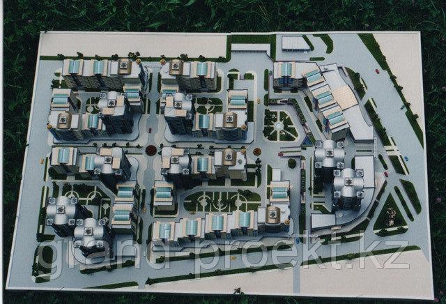 Градостроительный макет