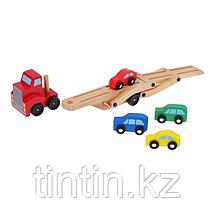 Деревянный Автовоз, фото 3
