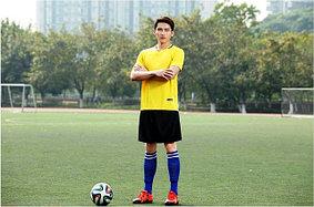 Форма и защита футбольные