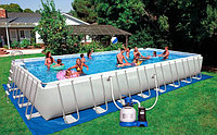 Каркасный бассейн INTEX 975х488х132см, фото 1