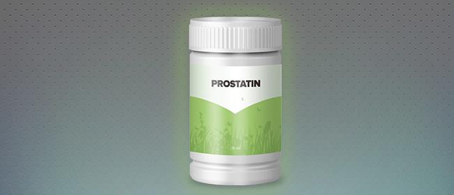 Prostatin (Простатин) - таблетки от простатита