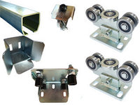Комплект консольного механизма  для откатных ворот массой до 550 кг., ширина проема до 8 м. (Италия)