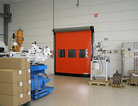 Скоростные ворота Dynaco модель D-313 LF, фото 1