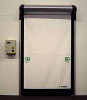 Скоростные ворота Dynaco модель D-313 LF Cleanroom, фото 1