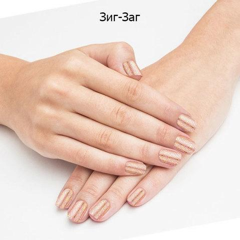 Наклейки-тату на ногти WOW ТАТУ, 14 штук (Кружева) - фото 7