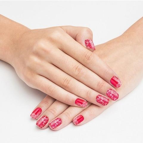 Наклейки-тату на ногти WOW ТАТУ, 14 штук (Ромашки) - фото 3