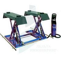 Подъемник для шиномонтажа TECO 320 SL электрогидравлический, г/п 3500 кг.